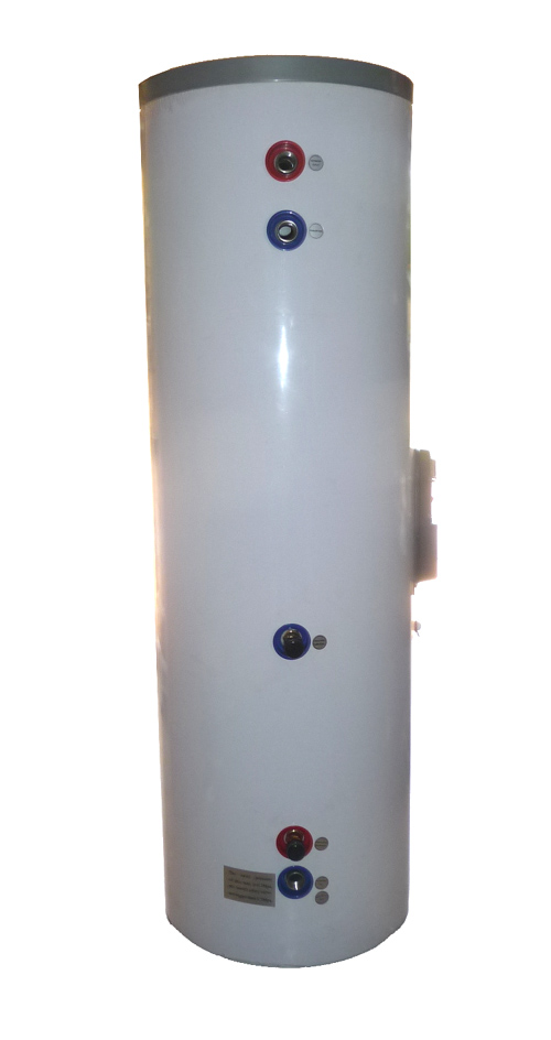Solar Water Tank With Single Heat Exchanger 40 Gallon