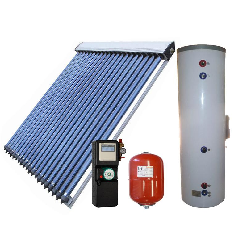 40 Gallon Solar Hot Water System For Warm Climate