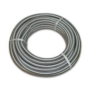 Stainless steel flex tubing